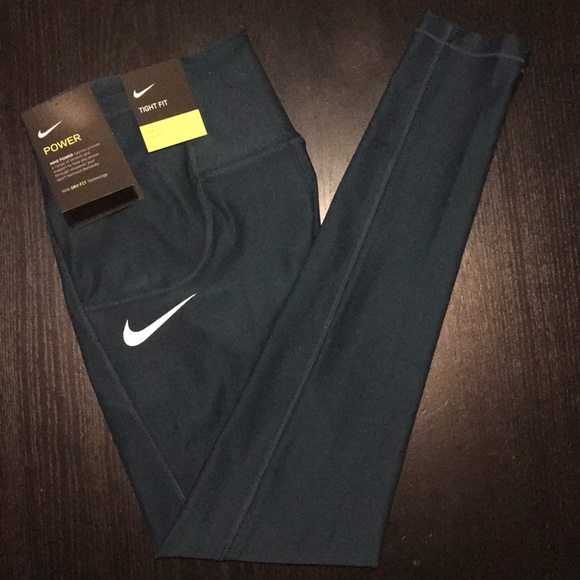 Nike Other - Nike POWER tight fit (girls S)